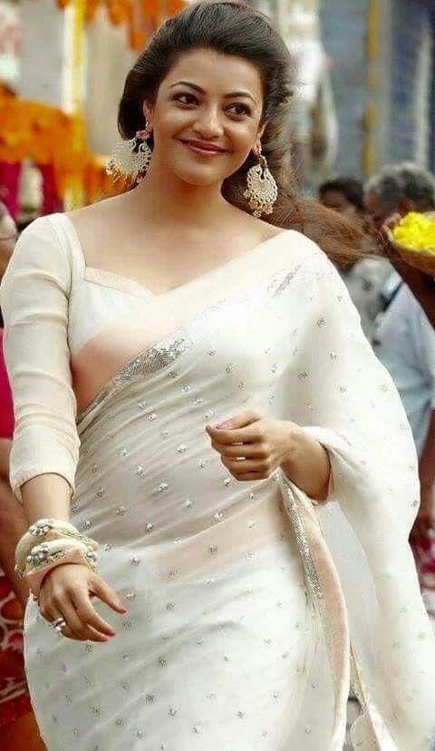 Sexy boobs of kajal agarwal