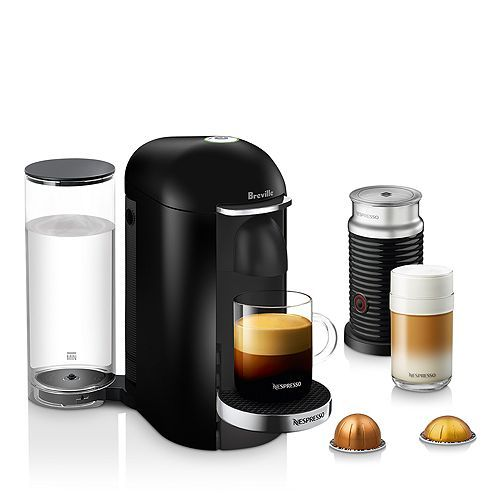 Nespresso Vertuoplus Deluxe By Breville With Aeroccino Milk Frother Silver Shop By Style Or Occasion Best Brunch Ever Bloomingdale S In 2020 Coffee And Espresso Maker Nespresso Best Espresso Machine