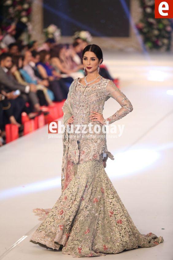 Ammara Khan at PFDC Loreal Paris Bridal Week 2015