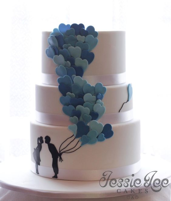 Wedding   jessieleecakes.com.au