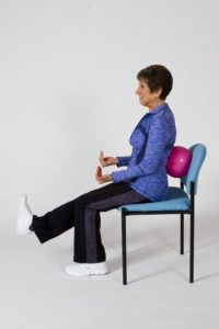 Exercises for Restless Leg Syndrome - Sit and Be Fit