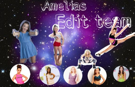 Who wants to join my edit team kamryn Kalani chloe and kendal r taken