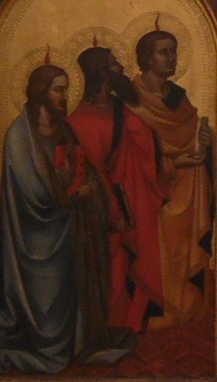 pentecoste giotto scrovegni
