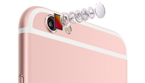 Novo sensor do iPhone 6S não foi suficiente, revela estudo (Foto: Divulgação/Apple)