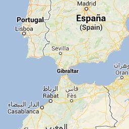 Mapa - Misas San Josemaría - 26 junio 2013