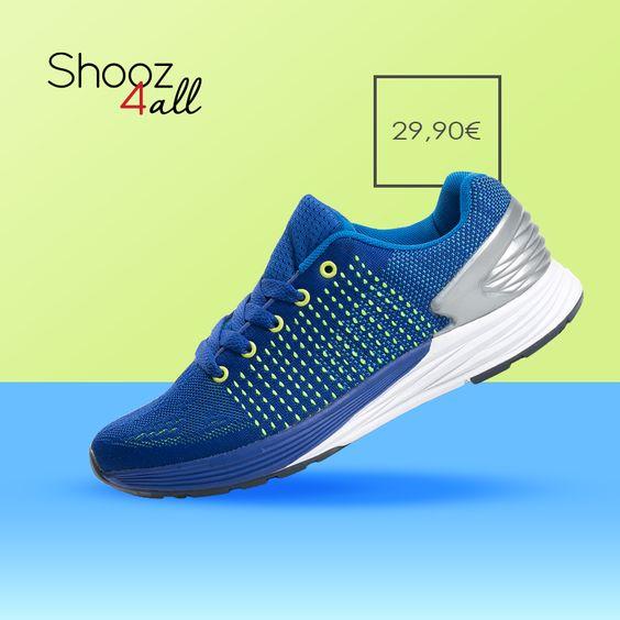 Εντυπωσιακές sport εμφανίσεις στο γυμναστήριο και τη βόλτα με ανδρικά αθλητικά παπούτσια σε έντονη μπλε απόχρωση. Από ύφασμα mesh που αναπνέει, θα σας χαρίσουν μοναδικά ελαφρύ και άνετο πάτημα. http://www.shooz4all.com/el/andrika-papoutsia/athlitika-papoutsia-mple-me-prasino-m8665-detail #shooz4all #andrika #athlitika