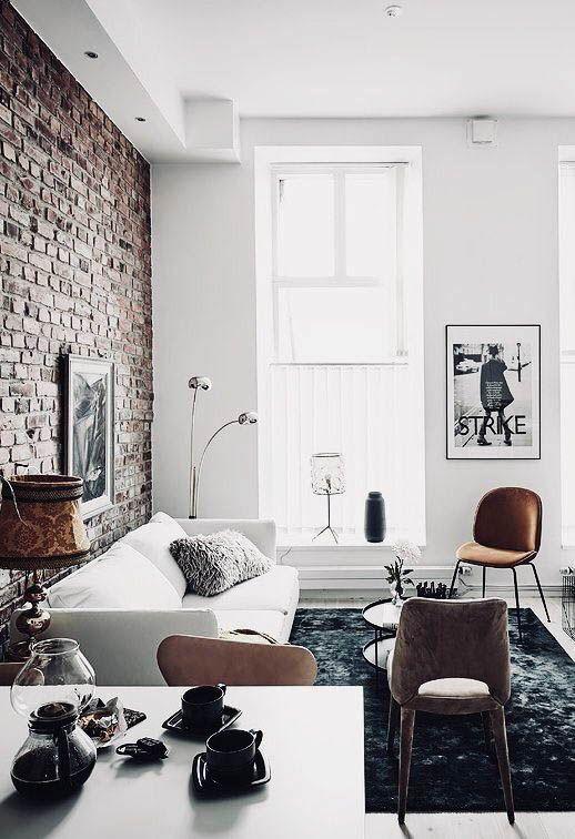Dreamy Minimal Interiors