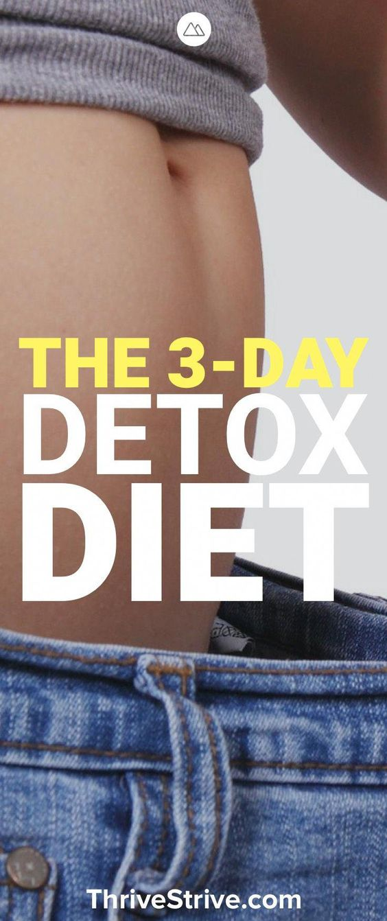 Looking to lose weight with a carb detox? This 3-day diet detox plan will help you reset your body, gain new energy, and flush away the carbs. #DetoxTipsHolidays