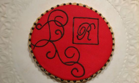 Custom Cookies! Oh yeah!