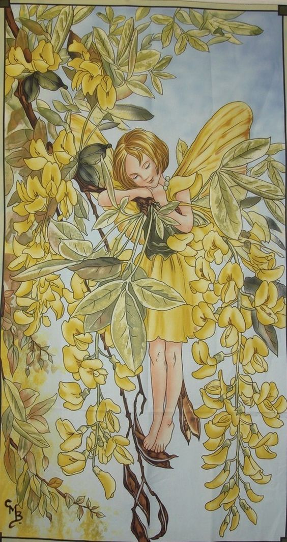 FLOWER FAIRY - Cicely Mary Barker: