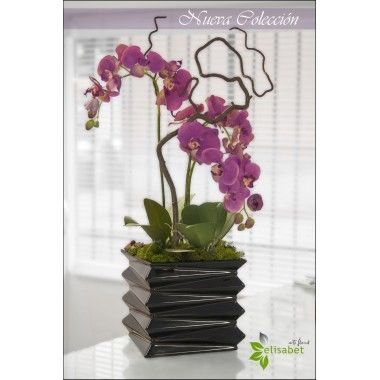 Pinterest the world s catalog of ideas for Orquideas artificiales