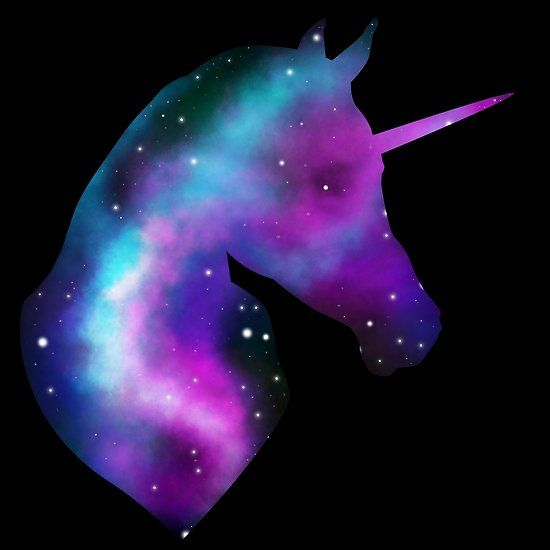 Universe Unicorn Black Galaxy Cute Galaxy Wallpaper Unicorn Pictures Unicorn