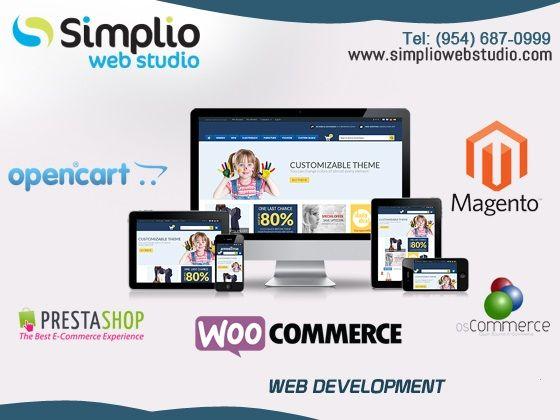 Are You Looking For Professional Web Development Company Simplio Web Studio Is A Reliable Web Development Web Design Services Ecommerce Web Design Web Design