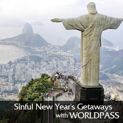 Río De Janeiro #WORLDPASS #AmazingDeals #LiveAndTravel