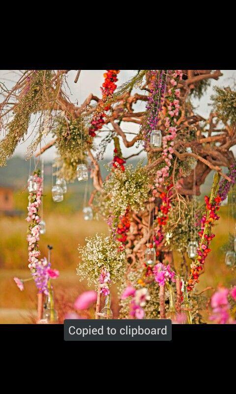 Fairytale garden decoration