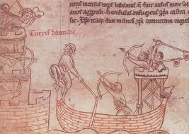 The Siege of Damietta during the Fifth Crusade