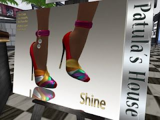 Free Shoes in #secondlife