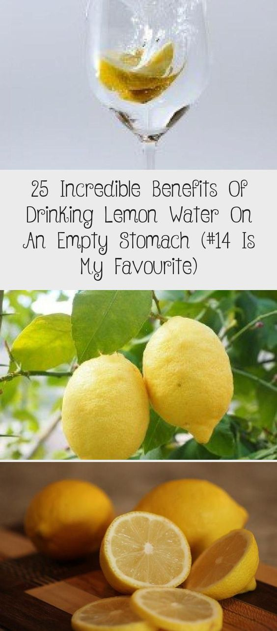 Lemon water benefits 21102