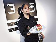 3/5 De/Construction Of Food. McDonalds &  das Gourmet-Experiment am 05.03.2012 http://www.ganz-muenchen.de/gastro/restaurants/fast_food_systemgastronomie/mc_donalds/2012/gourmet_experiment.html