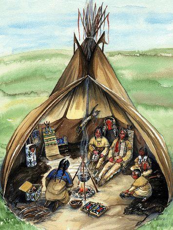 Navajo Teepee Navajo Code Talkers