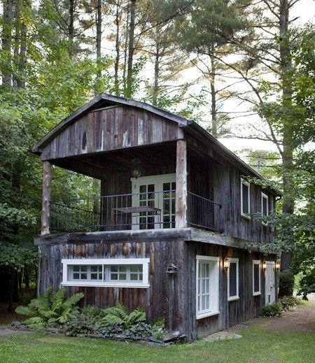 I would love this as a cabin.