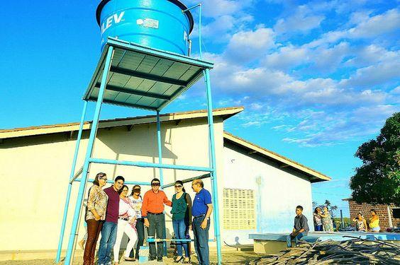 BFC: Prefeitura de Mossoró entrega poço em escola da Zo...