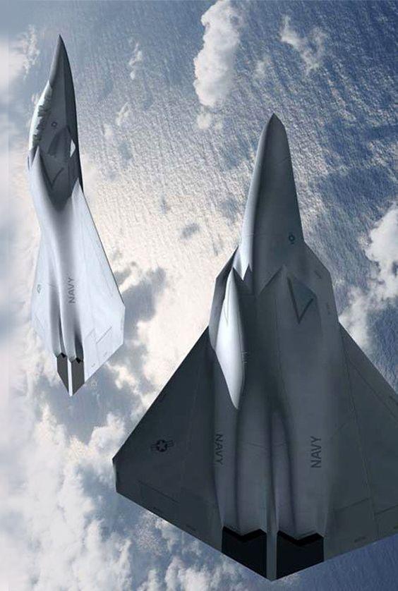 Boeing a dévoilé son concept d'avion de combat de 6ème génération