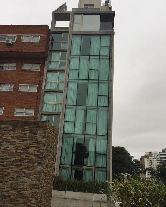 A solo días de abrir sus puertas #OWNMontevideo . #inversiones #hoteles #Uruguay #Montevideo #PuntaCarretas #investments #Hotel #business #Realstate @ownhotels by jonatan_zarate