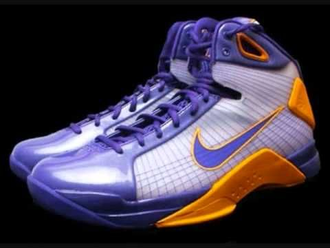 Top Basketball Shoes 2007-2011 | Girls