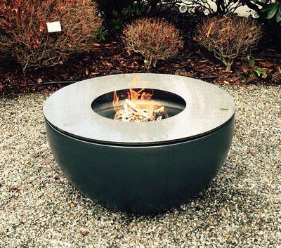 Grillschale Metallico Fuego O 90 X Ca 48 Cm Feuerstelle Garten Feuertisch Feuerstelle