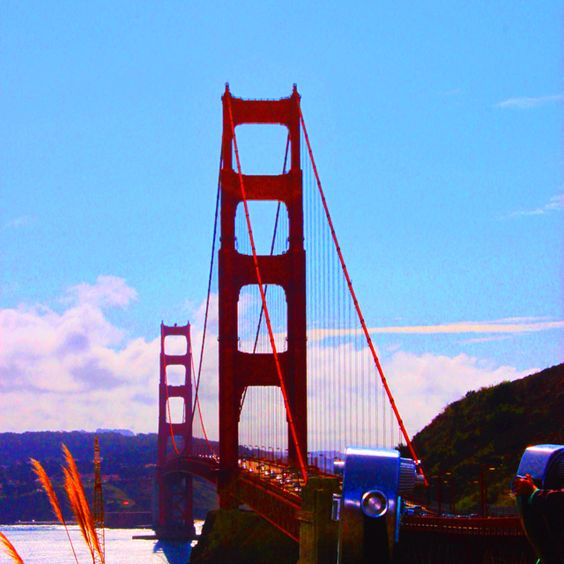 San Francisco. I love u!