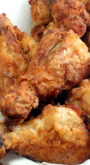 Carla Hall's Fried Chicken