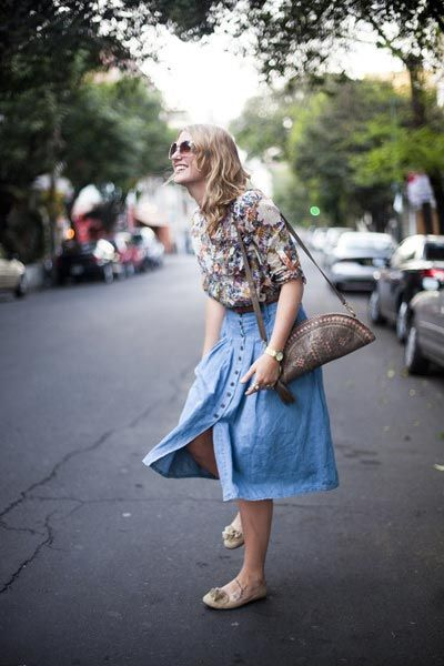 Mexico City Street Style Icandy Clothing Fashion