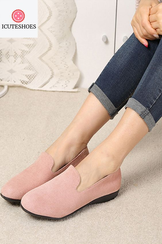 29 Flat Shoes That Will Make You Look Cool shoes womenshoes footwear shoestrends