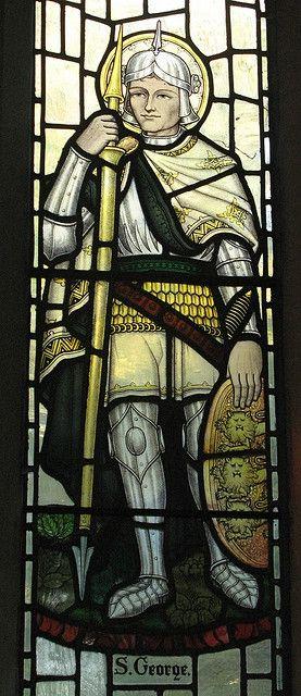 St George, Medmenham Photos of Medmenham Church, Medmenham, Buckinghamshire, England. By Thorskegga Thorn on Flickr