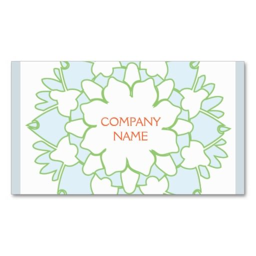 Blue Lotus Business Card. This is a fully customizable business card and available on several paper types for your needs. You can upload your own image or use the image as is. Just click this template to get started!