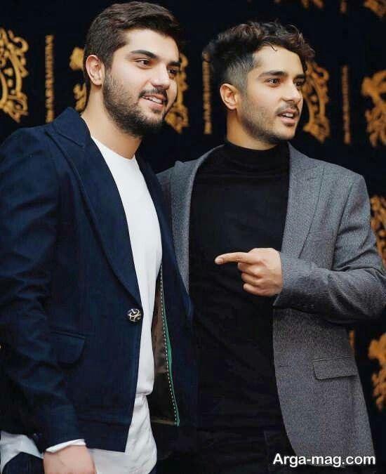 Sina Mehrad Iranian Actors Muslim Couple Photography Turkish Actors
