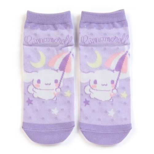 Cinnamoroll Sneaker Socks Friends