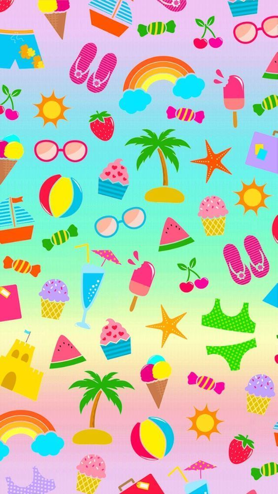 Tcn Tutos Lesly Iphone Wallpaper Pattern Wallpaper Iphone Summer Desktop Wallpaper Art