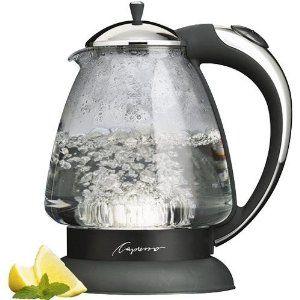 Capresso H2o Plus Glass Water Kettle $55.63