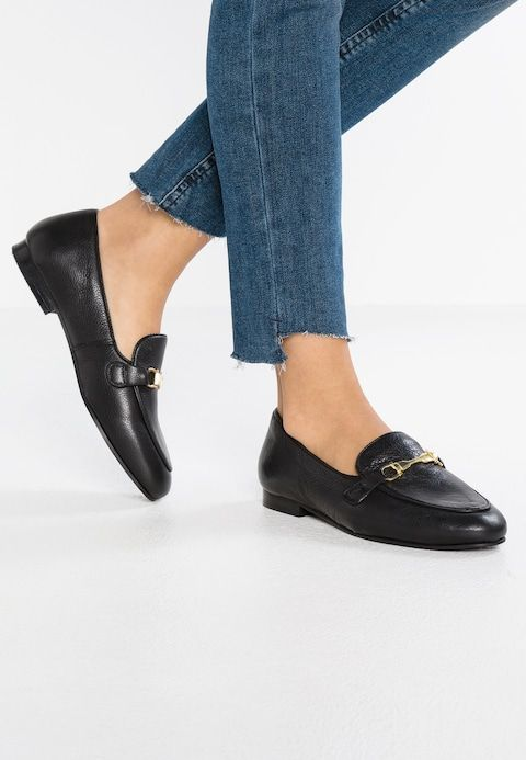 River Island Instappers - black