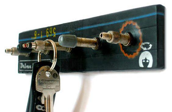 Schlüsselbrett für Fahrradfahrer | Stilsucht