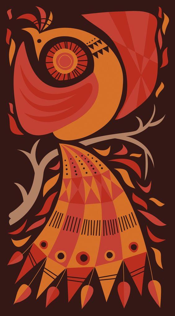 Retro Floral Patterns, Textiles and Prints 1970s - Socialphy