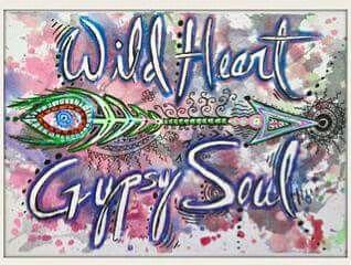 ☮ American Hippie ☮ Wild Heart Gypsy Soul