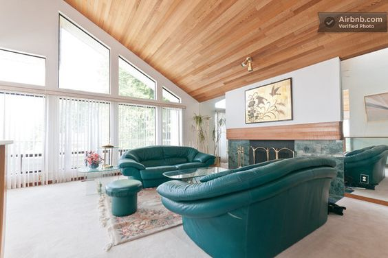 Modern Beautiful Home In North Vancouver Airbnb My Real Estate - Ardmore hall luxury residence built by michael knight