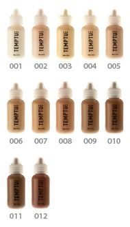 Image result for temptu airbrush foundation