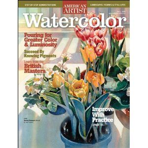 Watercolor Magazine (1-Year)