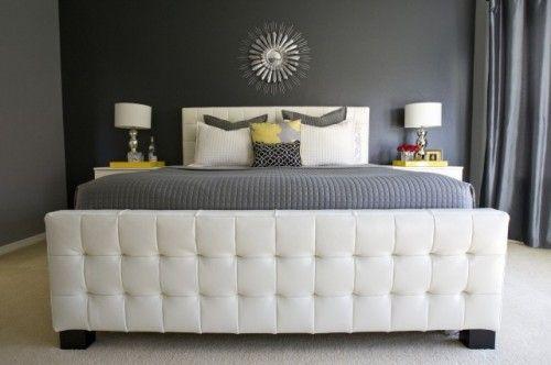That bed looks super comfy