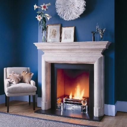 Stirling Fireplace Mantel