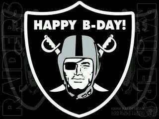 Happy Birthday Raider Nation Pinterest Happy